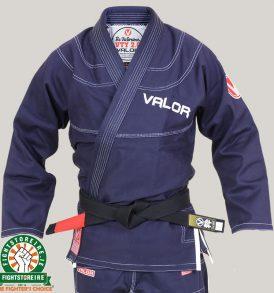Valor Kids Victory 2.0 Premium Lightweight BJJ GI - Navy