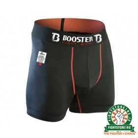 Booster Compression Shorts - Black/Red