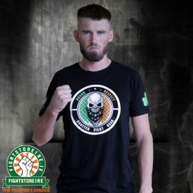 Fightstore Ireland x Booster PRO Range Tee - Black