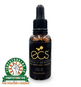 Canavape ECS Gold Drops: Oral Cannabinoid Tincture 750MG CBD - 150MG CBG