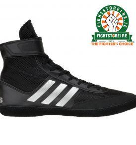 Adidas Combat Speed 5 - Black/Silver