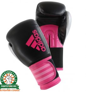 Adidas Hybrid 100 Women's Boxing Gloves - Pink