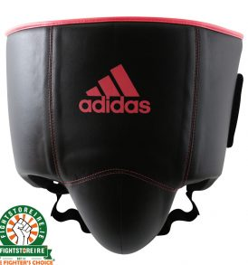 Adidas Hybrid Pro Groin Guard - Black/Red