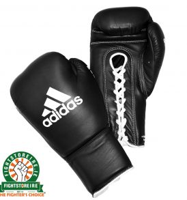 Adidas Pro Boxing Gloves Black