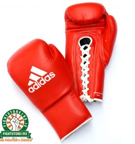 Adidas Pro Boxing Gloves - Red