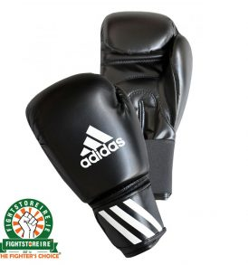 Adidas Speed 50 Boxing Gloves - Black