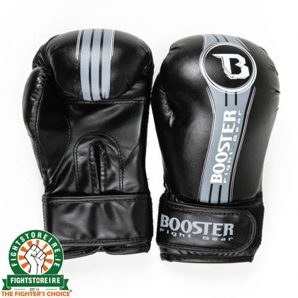 Booster BT Future V2 Kids Boxing Gloves - Grey