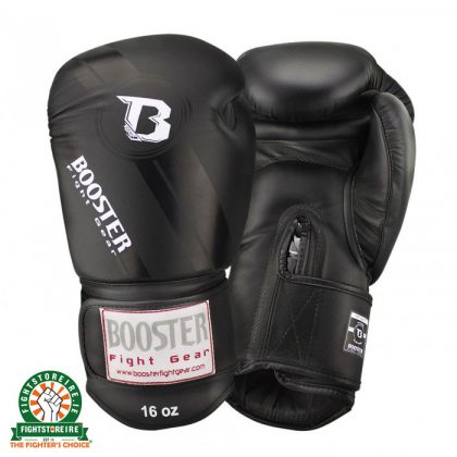 Booster V3 Thai Boxing Gloves - Black