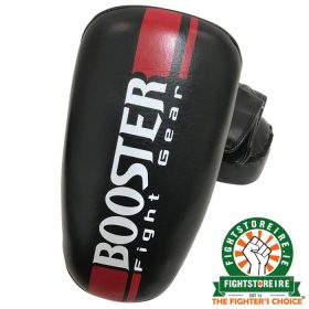 Booster V3 Thai Kick Pads - Black/Red