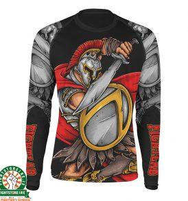 Fightlab Spartan Warrior Rashguard