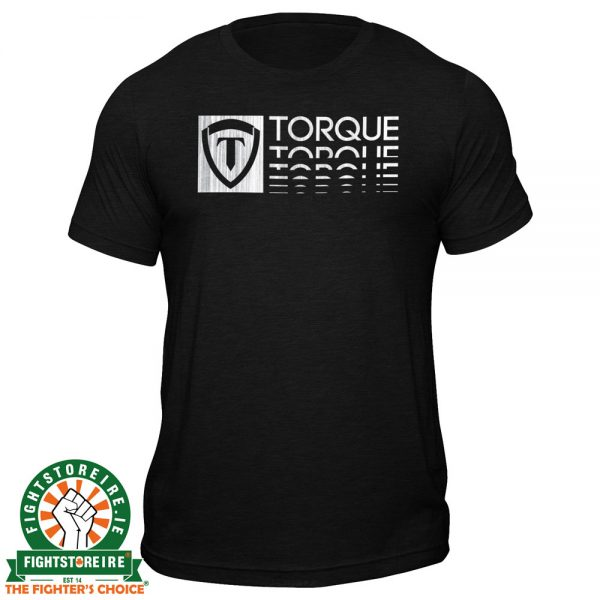 Torque Fragment Tee - Black
