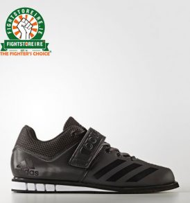 Adidas Mens Powerlift 3.1 Weightlifting Shoes - Black/White