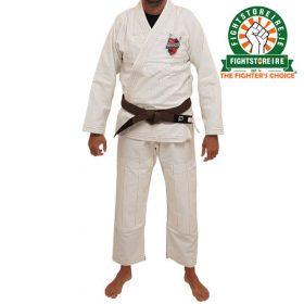 Booster PRO Shield BJJ Kimono - White