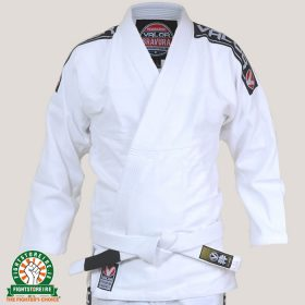Valor Ladies Bravura BJJ GI - White