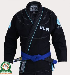 Valor Ladies VLR Superlight BJJ GI - Black