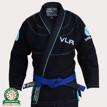 Valor Ladies VLR Superlight BJJ GI - Black