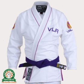 Valor Ladies VLR Superlight BJJ GI - White