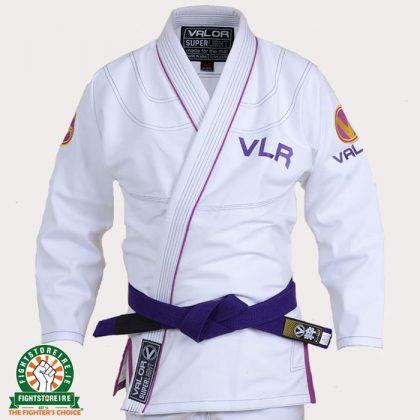 Valor Ladies VLR Superlight BJJ GI - White