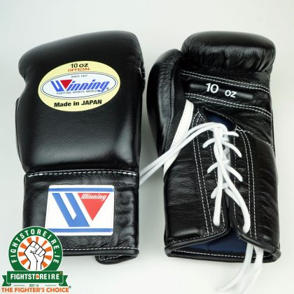Winning 10oz Lace-Up Boxing Gloves – MS-300