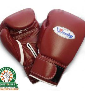 Winning 10oz Velcro Boxing Gloves - MS-300B