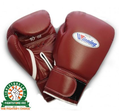 Winning 10oz Velcro Boxing Gloves - MS-300B