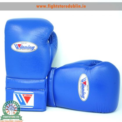 Winning 14oz Lace Boxing Gloves