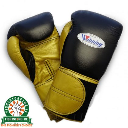 Winning 14oz Velcro Boxing Gloves - MS-500-2B