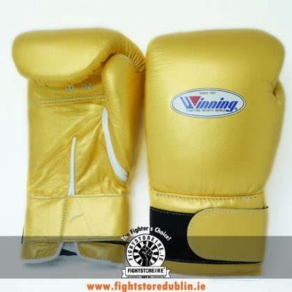 Winning 12oz Velcro Boxing Gloves - MS-500B