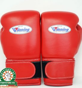 Winning 10oz Velcro Boxing Gloves - MS-500B