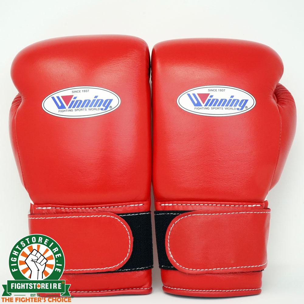 Winning 12oz Velcro Boxing Gloves - MS-400B