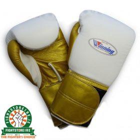 Winning 16oz Double Velcro Boxing Gloves - MS-600B2