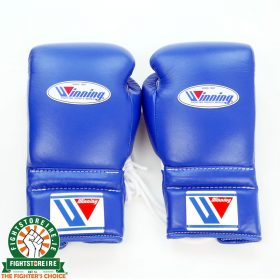 Winning 14oz Lace-Up Boxing Gloves - MS-500