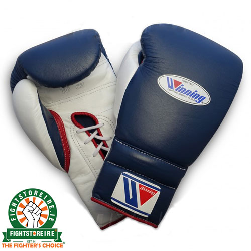 Winning 16oz Lace Up Gloves Fightstore Ireland The