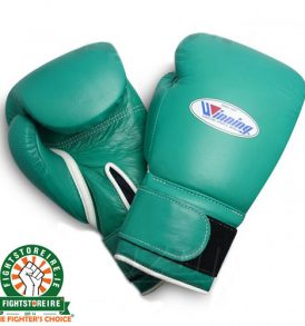 Winning 16oz Velcro Boxing Gloves - MS-600B