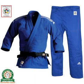 Adidas Champion II Judo Uniform - 750g - IJF Approved