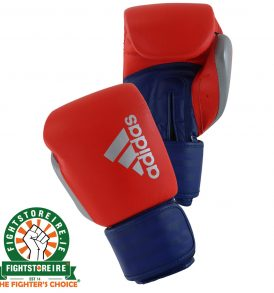 Adidas Hybrid 200 Boxing Gloves - Red