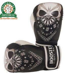 Booster Kids Skull Boxing Gloves