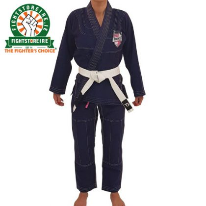 Booster PRO Shield Female BJJ Gi - Navy