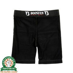 Booster Vale Tudo Combat Shorts - Black
