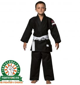 FUJI All Around BJJ Kids Gi - Black