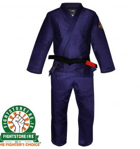 FUJI All Around BJJ Kids Gi - Navy