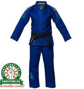 FUJI Sports Blue Blossom Kids Gi