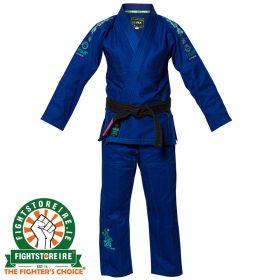 FUJI Sports Blue Blossom Kids Gi