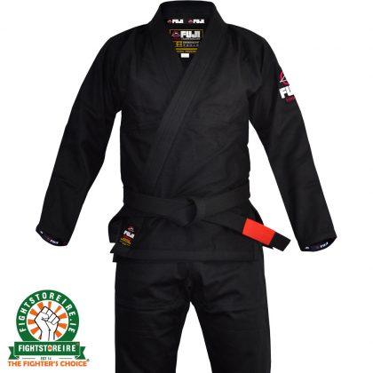 FUJI Sports Lightweight BJJ Gi - Black