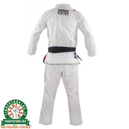 FUJI Sports Sekai 2.0 BJJ Gi - White
