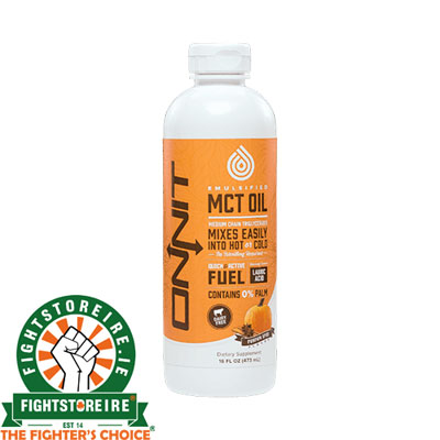 Onnit Emulsified Pumpkin Spice MCT Oil - 16oz