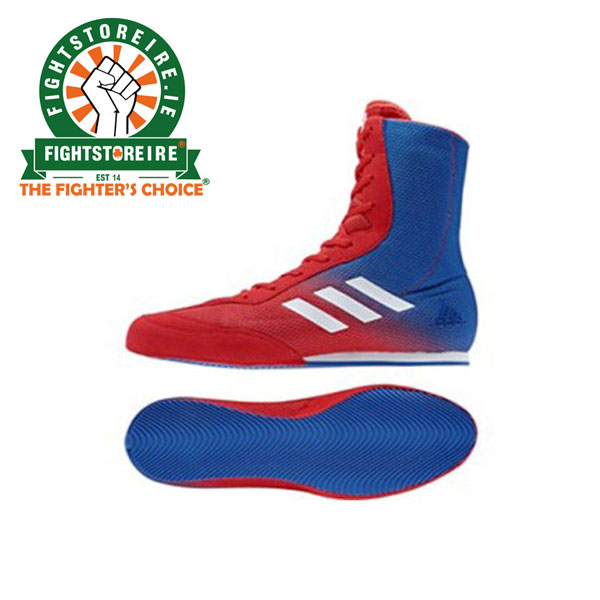 sports shoes 8c739 0ad95 Adidas Box Hog Plus – RedBlue