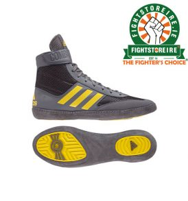 Adidas Combat Speed 5 - Grey/Yellow