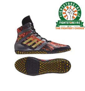 Adidas Flying Impact Wrestling Boots - Black
