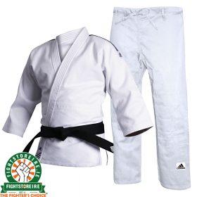 Adidas Contest Judo Uniform - White - 690g